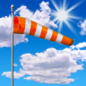 Today: Mostly sunny, with a high near 54. Breezy, with a southwest wind 15 to 20 mph, with gusts as high as 30 mph.