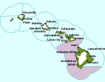 HNL Alerts Map
